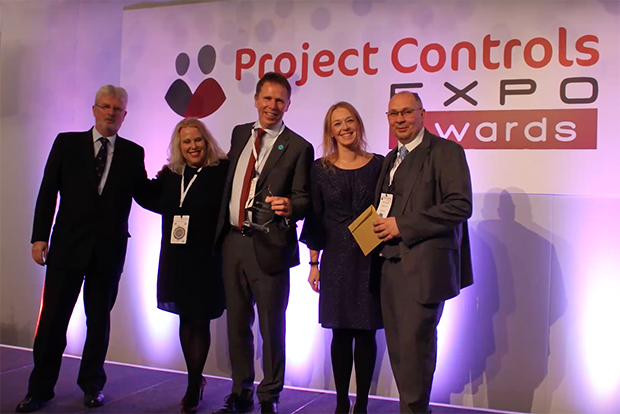 ARES PRISM Wins Global Award for Project Controls in a Mega Project