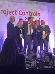 Global Award for Project Controls in a Mega Project