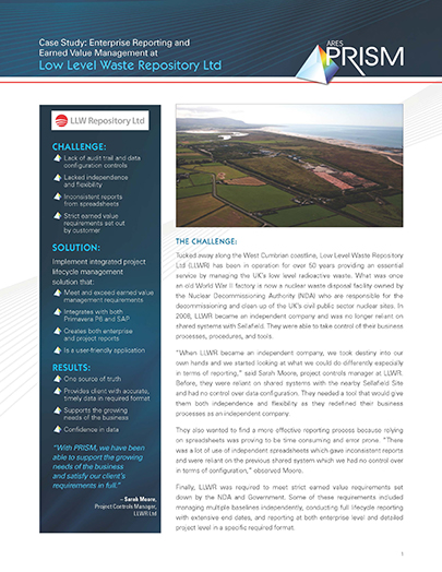 Download Low Level Waste Repository Case Study