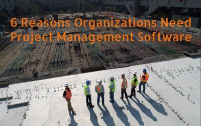 6 Reasons Your Organization Needs Project Management Software