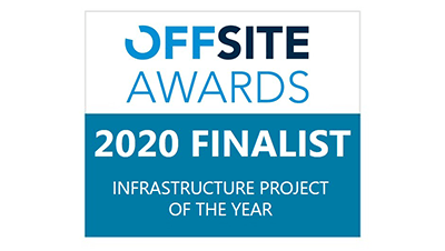 Offsite Awards -2020 Finalist