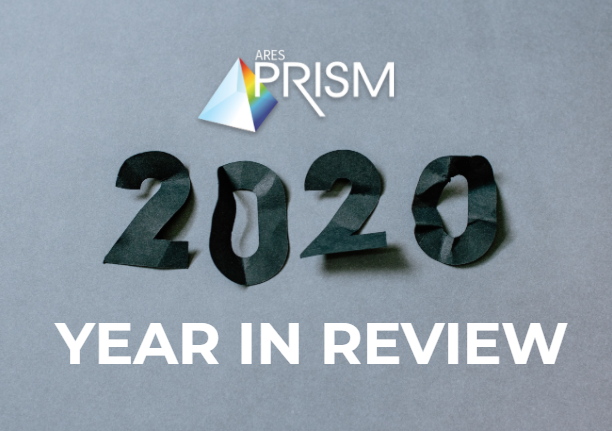 Year in Review: ARES PRISM 2020