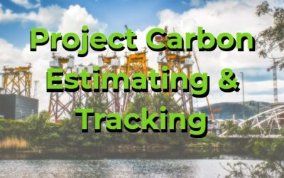 Carbon Estimating, Tracking & Reporting Software