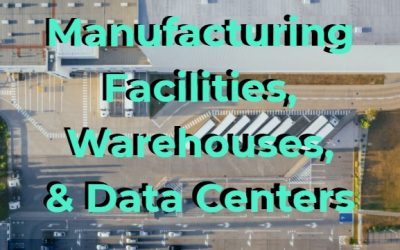 COVID-19 Has Manufacturing Facilities, Warehouse & Data Centers Construction Booming