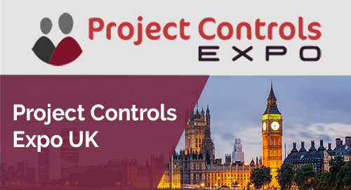 Project Controls Expo UK banner
